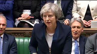 Theresa May presenta hoy en el Parlamento su 'plan B' para el Brexit
