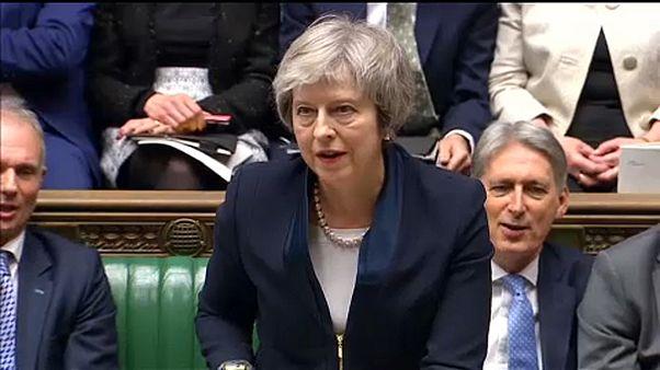 Brexit: újabb May-day a brit parlamentben