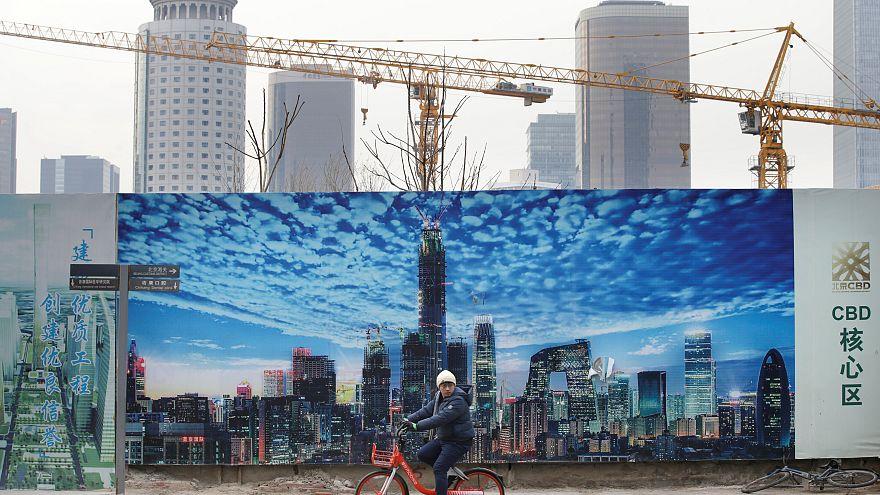 Çin'de ekonomik büyüme son 28 yılın en düşük seviyesinde