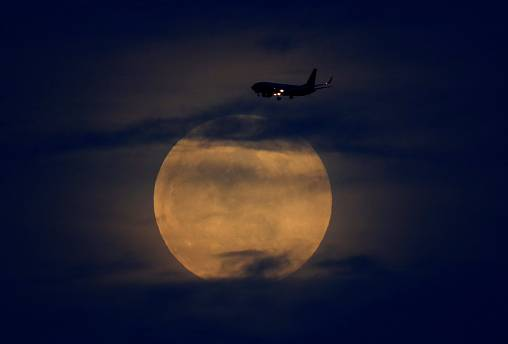 A supermoon is expected to be seen around the world