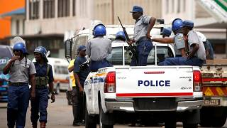 Zimbabweans told to keep off streets as government cracks down on protests