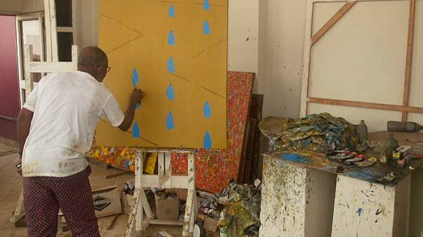 Le Ghana veut faire connaître son art contemporain
