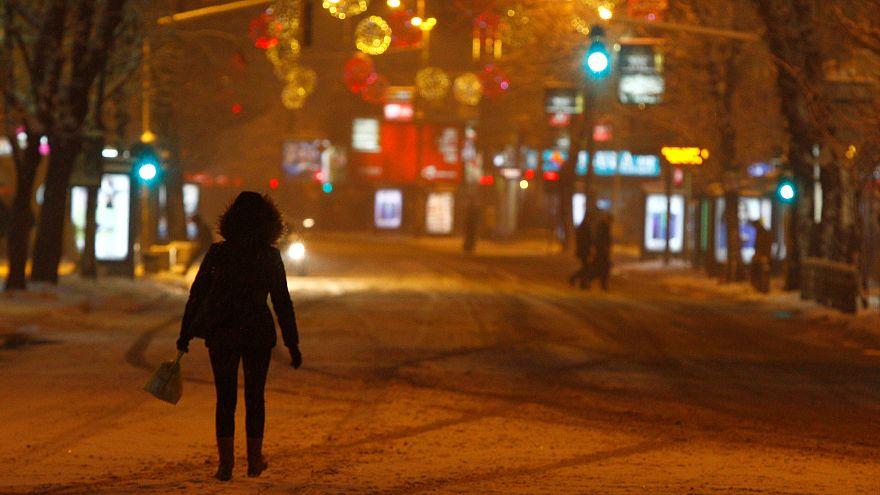Olyan rossz a levegő Macedóniában, hogy meghosszabbították a téli szünetet