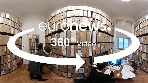 360° tour inside Hungarian cultural dissent