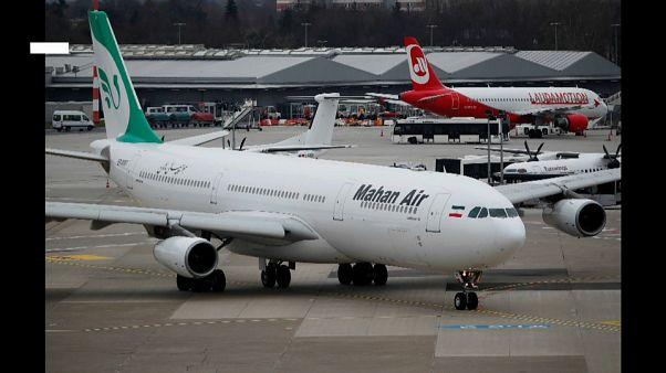 Németország kitilt egy iráni légitársaságot