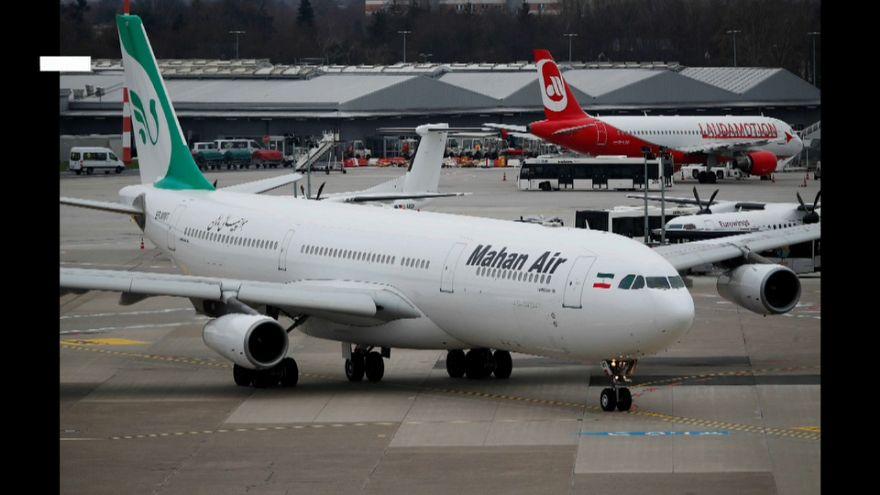 Une compagnie aérienne iranienne interdite en Allemagne