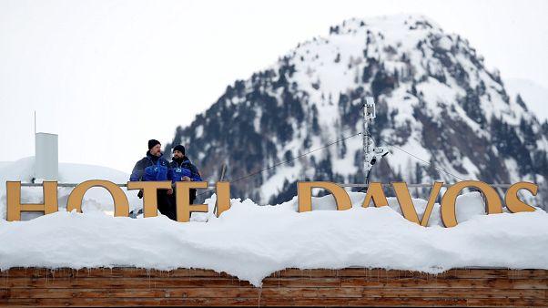 Weltwirtschaftsforum Davos: Viel Glanz - durch Abwesenheit