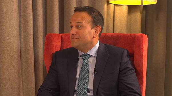 "Brexit ""act of self harm"", Irish PM tells Euronews"