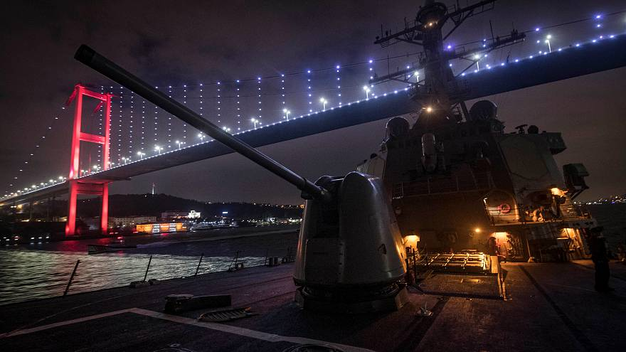 عضو بمجلس الاتحاد الروسي: سفن أمريكا بالبحر الأسود يجب أن تبقى على مبعدة