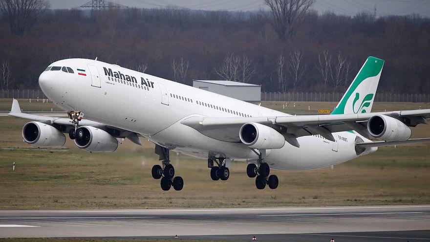 Oι γερμανικές αρχές ανακάλεσαν την άδεια της ιρανικής αεροπορικής Mahan Air