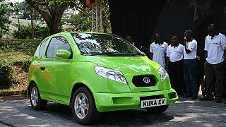 Yerli otomobil: Uganda 'güneş enerjili' ve 'elektrikli'den sonra yerli hibrit araçlar da üretti