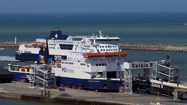 Hafen von Calais sieht sich für Brexit gerüstet