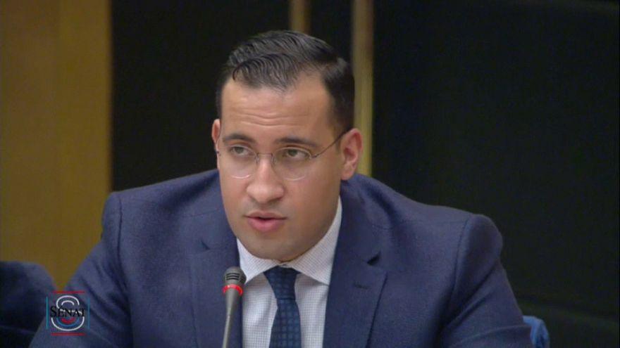 Face aux sénateurs, Alexandre Benalla botte en touche