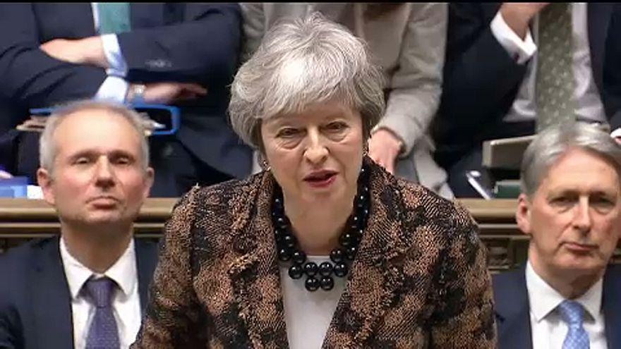 May: a feltételek elfogadásával lehet elkerülni a megállapodás nélküli kilépést