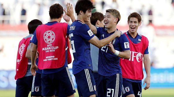 اليابان تقصي السعودية من كأس آسيا