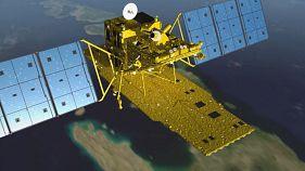 Japán űrtechnológiával segít a katasztrófák elhárításában