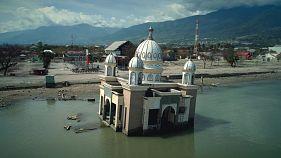 Tecnologia espacial na gestão de calamidades na Indonésia