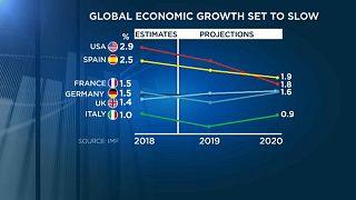 IMF: veszít lendületéből a globális növekedés