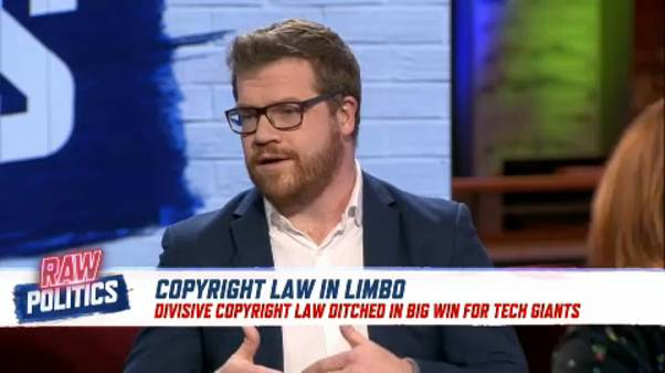 Big tech companies stand to win on Article 13 copyright issue