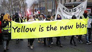 صندوق بین المللی پول به رهبران جهان: از جنبش «جلیقه زردها» عبرت بگیرید