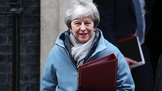 Brexit-Plan-B: May kündigt Veränderungen an, bleibt bei konkreten Vorschlägen aber vage