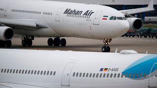 ألمانيا تقاطع ثاني أكبر شركة طيران إيرانية لدواع أمنية