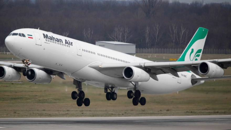 Almanya, İran havayollarının uçuş izinlerini kaldırdı: Gerekçe gizli servisin çalışmaları
