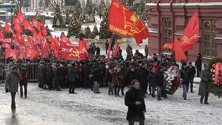95 лет со дня смерти Ленина