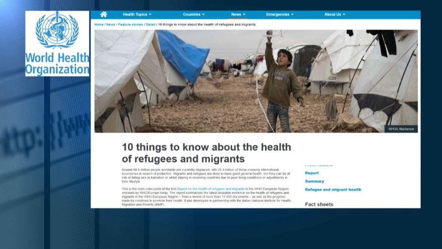 """Rapporto OMS: """"Aprire i sistemi sanitari ai migranti"""""""