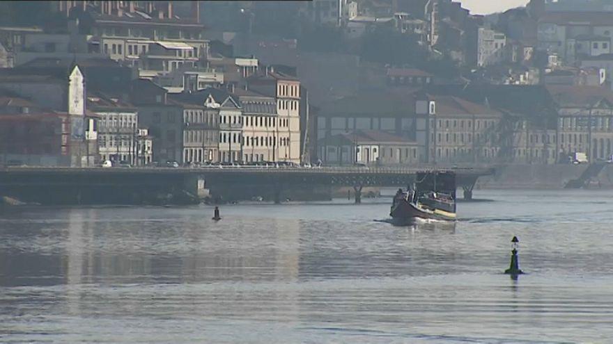 Portogallo: l'inquinamento da plastica minaccia il fiume Douro
