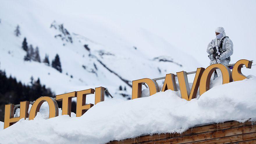 Weltwirtschaftsforum 2019 in Davos