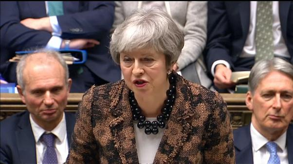 Theresa May no contempla un Brexit sin acuerdo