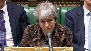 May: a feltételek elfogadásával lehet elkerülni a hard brexitet