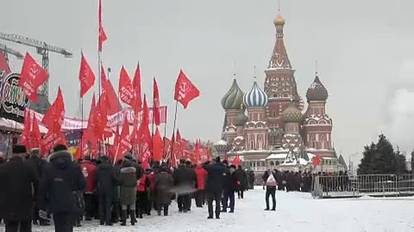 Lenin élt, Lenin él, Lenin élni fog