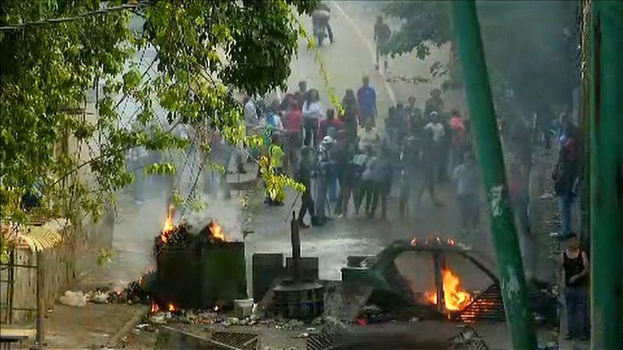 إرتفاع حدة الإحتجاجات الشعبية في فنزويلا تنديدا بتنصيب مادورو لولاية ثانية
