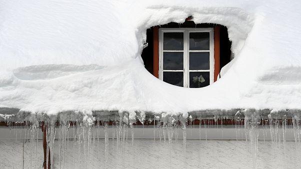 Strenger Frost bis -15° - Kommen vier Wochen sibirischer Winter?