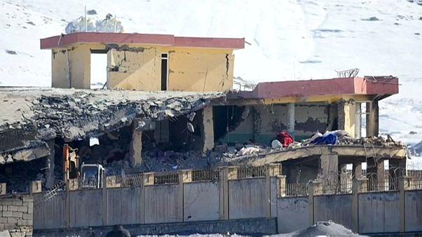 Αιματηρή επίθεση Ταλιμπάν