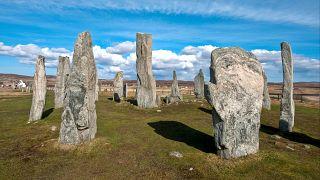 4 bin 500 yıllık olduğu açıklanan taşların 20 yıl önce bir köylü tarafından dikildiği ortaya çıktı