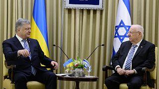 Ukrayna, askerlerinin serbest bırakılması için İsrail'den yardım istedi