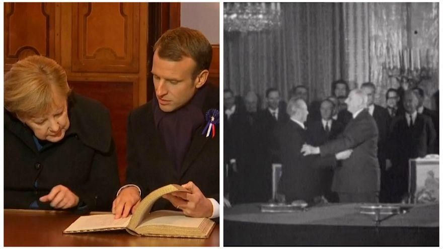 O Tratado do Eliseu de 1963