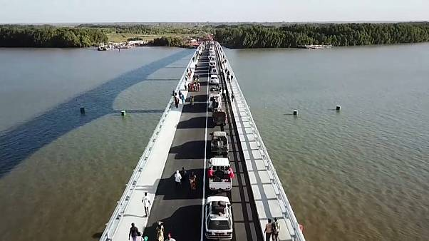 """Le pont """"Sénégambie"""" est enfin prêt"""