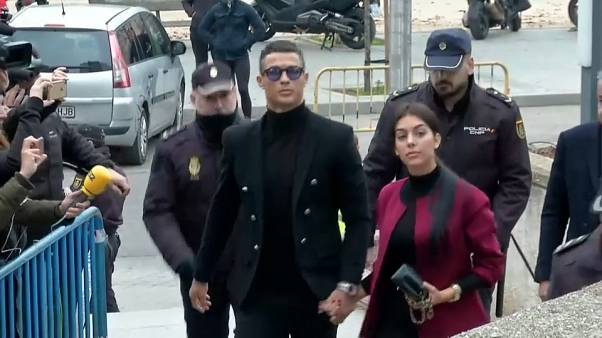 Πρόστιμο 18,8 εκατ. ευρώ και φυλάκιση με αναστολή στον Ρονάλντο