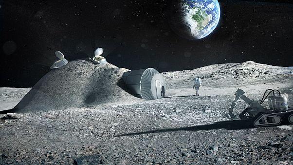 Αρχίζουν γεωτρήσεις και στη...Σελήνη!
