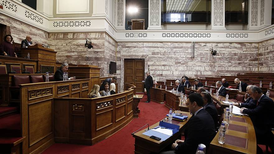 Στην Ολομέλεια της Βουλής εισάγεται η Συμφωνία των Πρεσπών