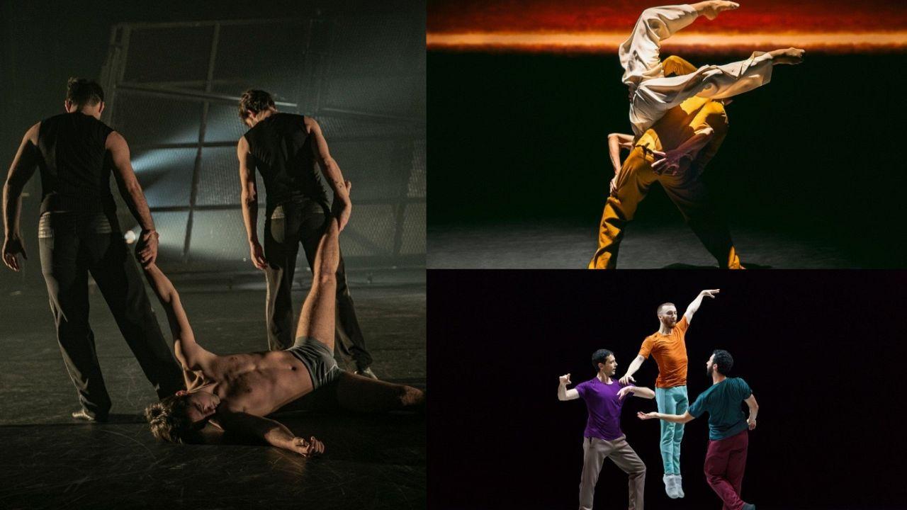 NDT, Γουίλιαμ Φορσάιθ, Νάτσο Ντουάτο: Μέρες Χορού στην Αθήνα