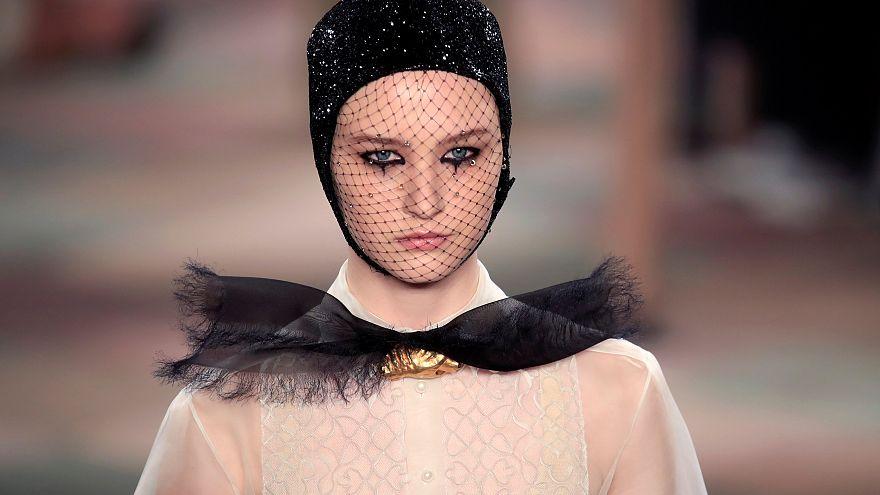 A cirkusz világa volt a Dior múzsája