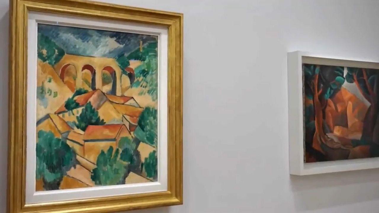 Mehr als Picasso und Braque: Paris stellt Kubisten aus
