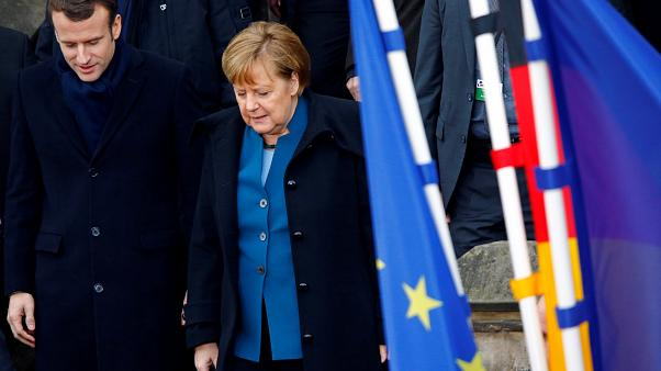 Deutsch-französischer Freundschaftspakt unterzeichnet