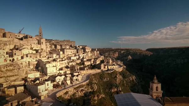 Italy's 9,000 year old Matera is European Capital of Culture
