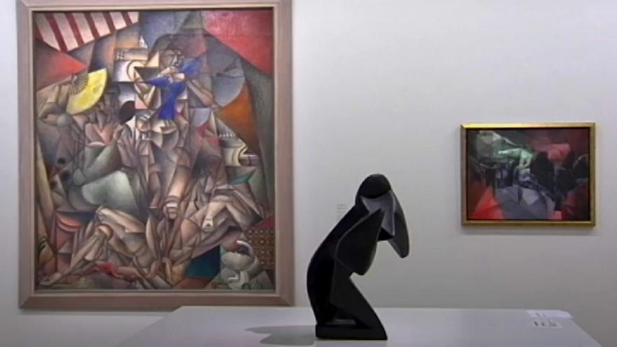 Pompidou Centre hosts France's first Cubism exhibition for 65 years
